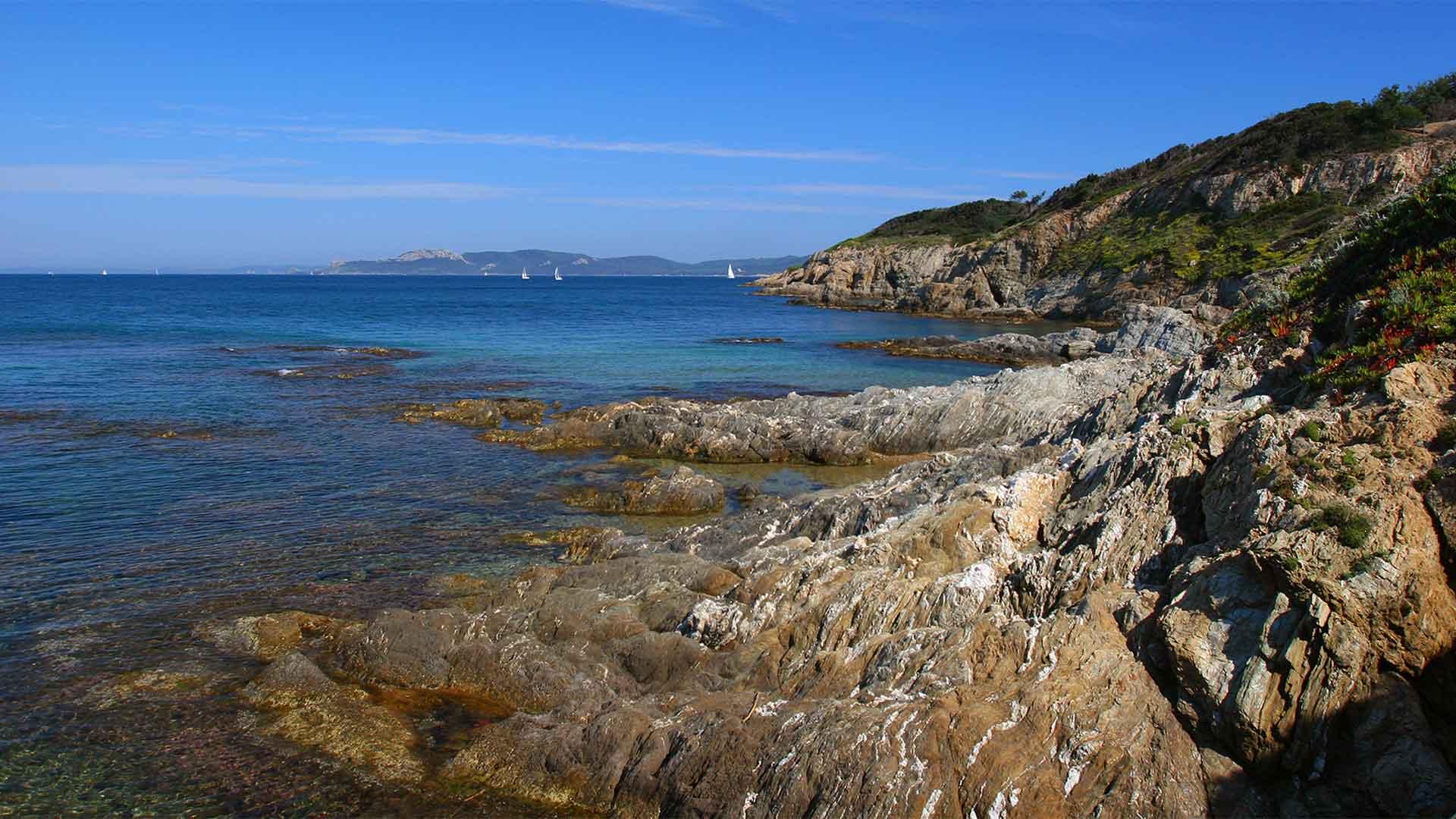 location vacances presqu'île de giens - Agence Vue Mer