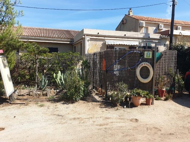 T1 Rez de Jardin La Capte (Hyeres)
