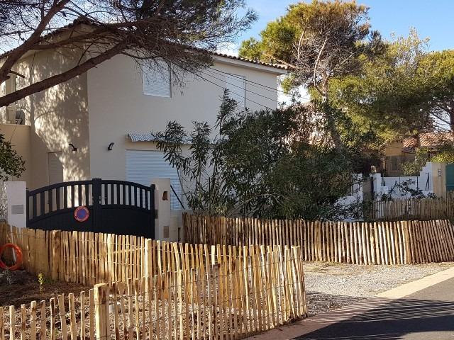 T3 Rez de Jardin La Capte (Hyeres)