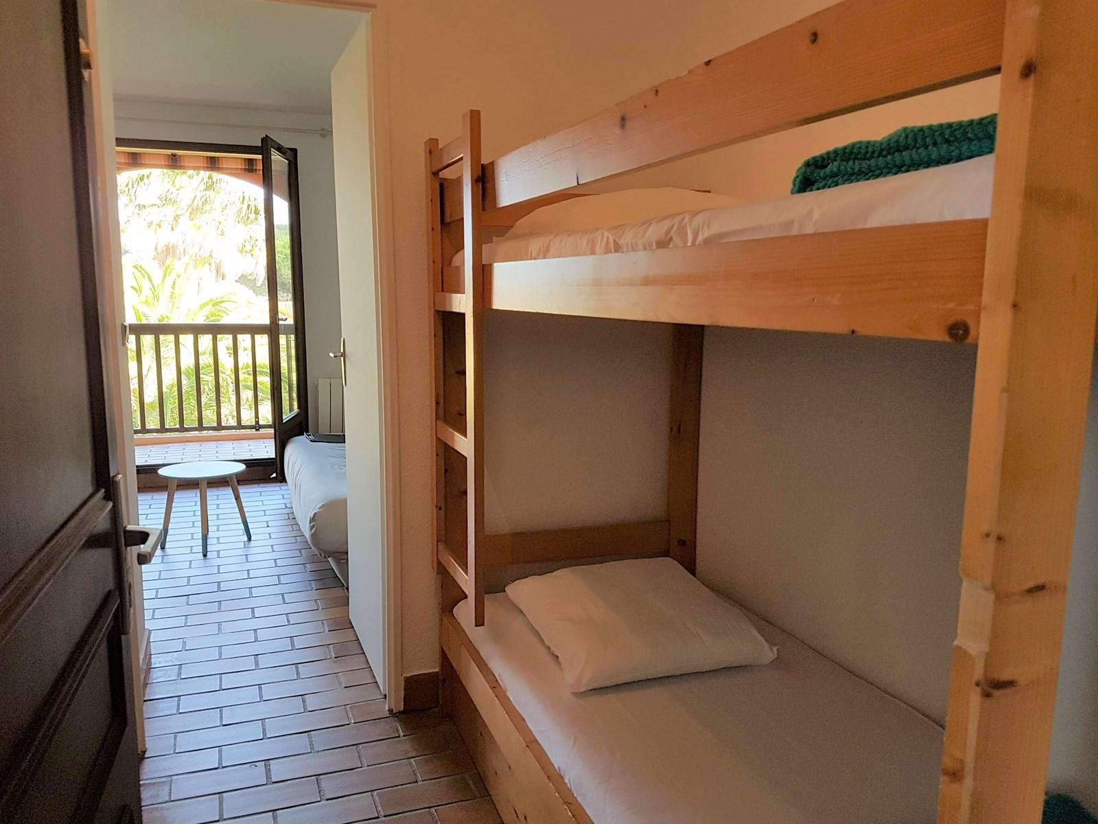 Le Trident Studio cabine Hyères (Giens)