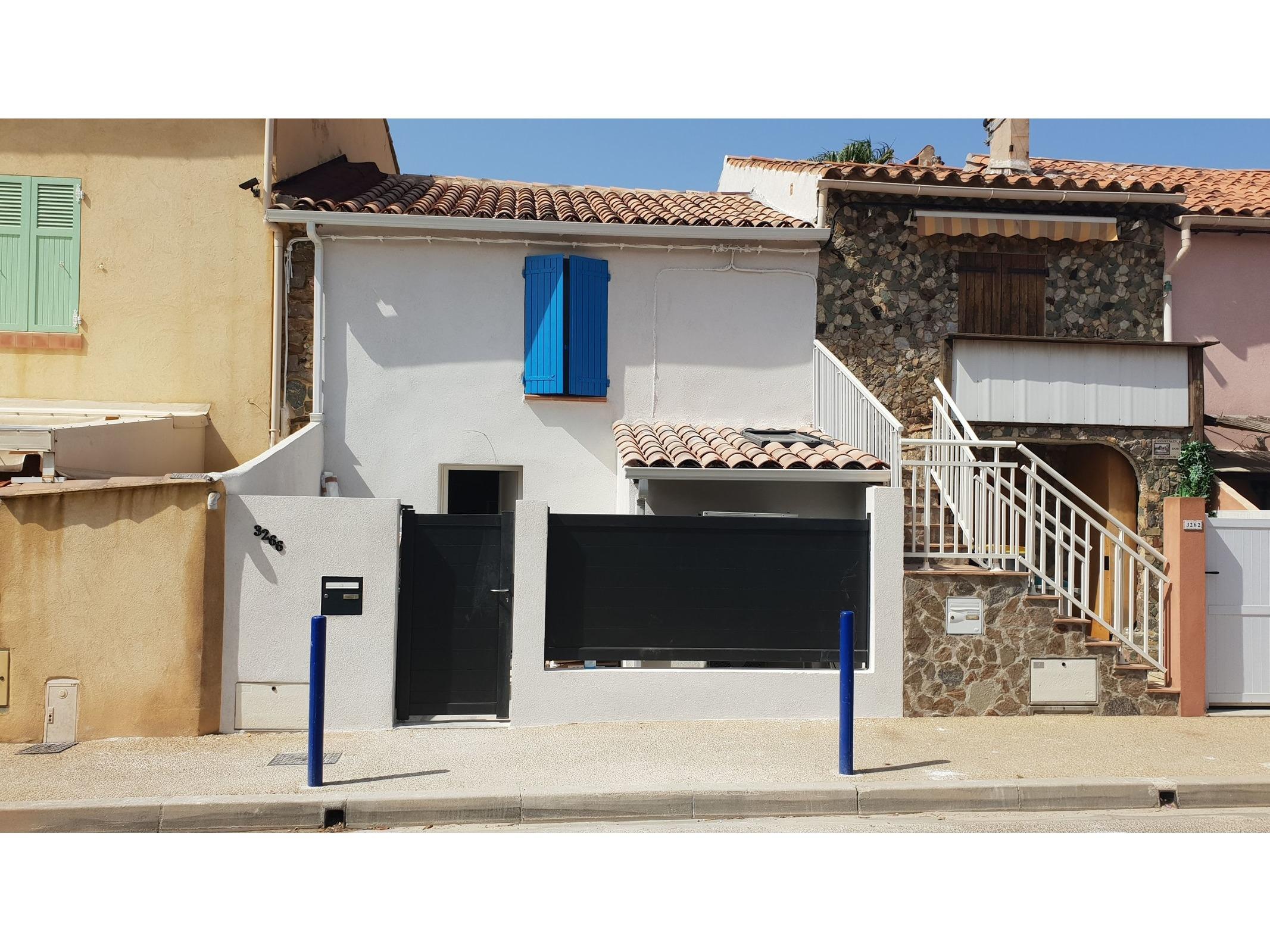 Maison Mitoyenne Hyères (la Madrague)