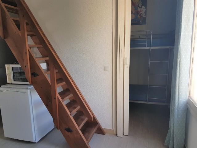 Les Terrasses de Giens Studio + Mezzanine Hyères (Giens)
