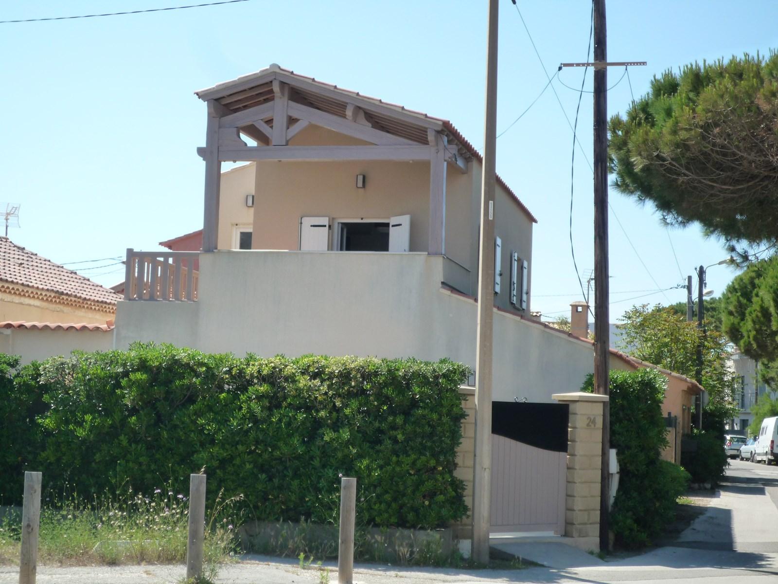 Villa Mitoyenne Hyères (La Capte)