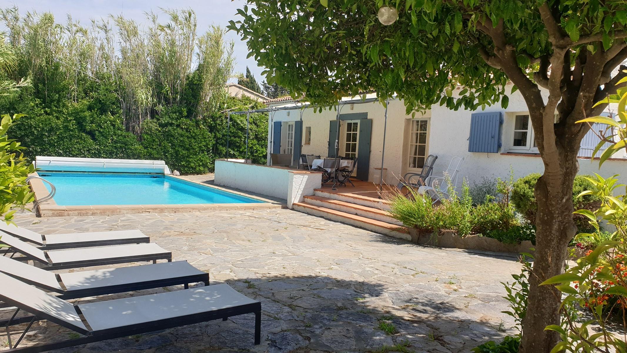 Maison de Vacances Hyères (La Madrague)
